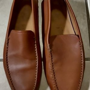 Bally loafers size 8.5